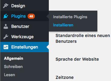 Kundenprojekt mit sagenhaften 48 Plugin-Updates