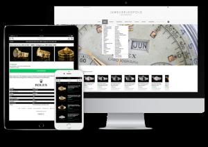 Responsive Webdesign Onlineshop
