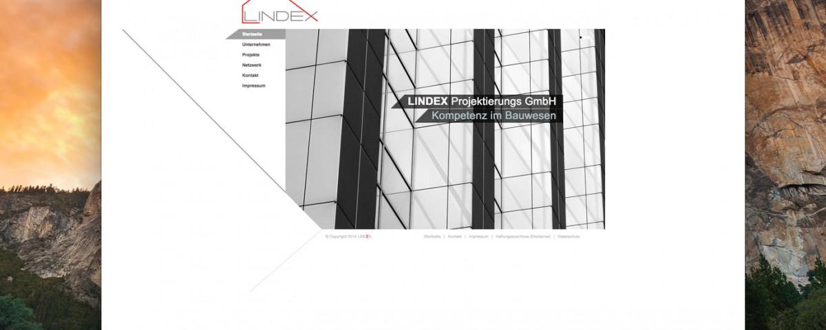 Webdesign und Webseitenpflege für Lindex in Paderborn